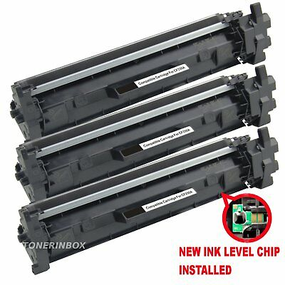 3pk CF230A Toner Cartridge For HP 30A LaserJet pro M203dw M203dn M227fdn M227fdw