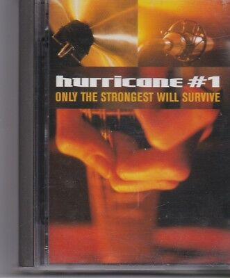 Hurricane#1-Only The Strongest Will Survive minidisc album