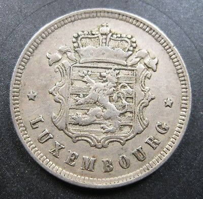 Luxembourg 25 Centimes 1927 KM37 18# World Bank Money Coin