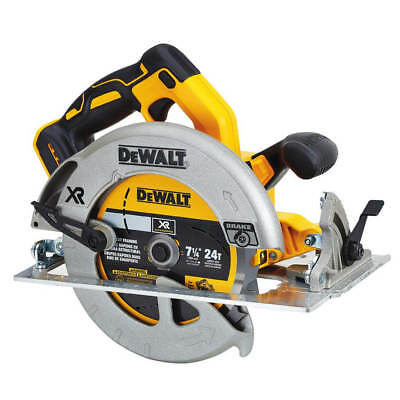 DEWALT DCS570B 7-1/4 in. 20-V MAX Cordless Circular Saw with Brake (Tool Only)
