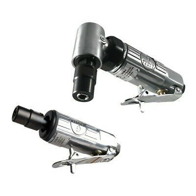 Sunex Tools 2-Piece Right Angle & Straight Air Die Grinder Set SX2PK NEW