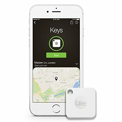 Tracking Cell Phone GPS Tracker Key Chain Bluetooth Tile Device Locator Finder