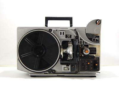 Vintage Bell & Howell Motion Picture 8 mm Film Movie Projector Design 1464