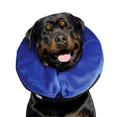"""Cloud E-Collar, Dog Collar Scratch and Bite Resistant X-Large Neck Size 20""""X25"""""""