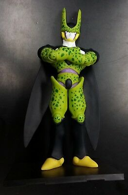 Rare Vintage Cell Soft Vinyl with stand (Figure) (Q)