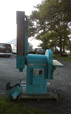 "3 phase Combination sander 6"" belt / 24"" Disc sander"