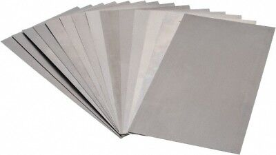 Value Collection 15 Piece, 0.001 to 0.031 Inch Thickness, Steel Shim Stock Sh...