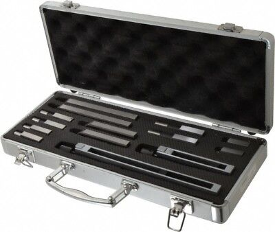 SPI Gage Block Gage Block Accessory Set For Use with Rectangular Gage Blocks,...