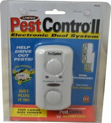 Value Collection Electronic Animal Repellents; Targeted Pest: Ants; Bats; Bee...