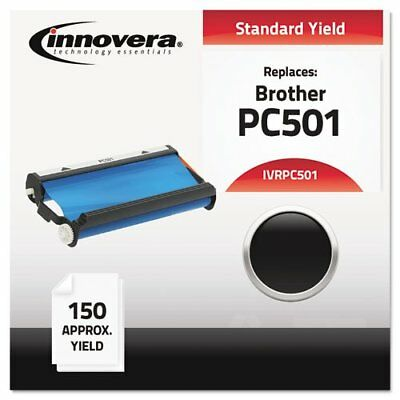 Fax Toner Cartridge for Brother IntelliFax 575 compatible Black IVRPC501