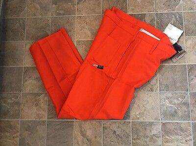 Stanco Safety Products WESTEX Flame Resistant Orange Indura Pants HRC2 40x32