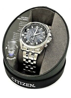 Citizen Eco-drive Radio Controlled AT9030-80L