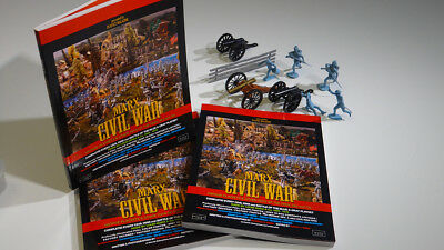 MARX CIVIL WAR PLAYSETS ( Soft Cover Book) by Russell S. Kern