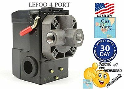 UNIVERSAL PRESSURE SWITCH 95-125 PSI FOR AIR COMPRESSOR Single PORT OY