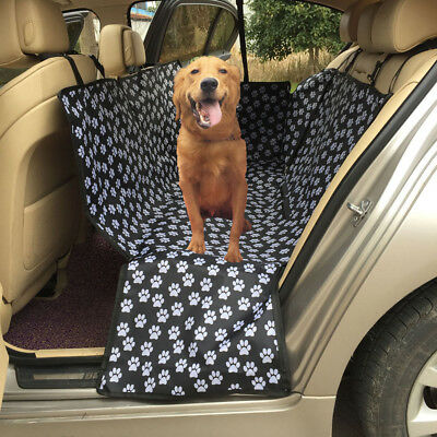 Waterproof Pet Cat Dog Back Car Seat Cover Hammock NonSlip Protector Mat Basket