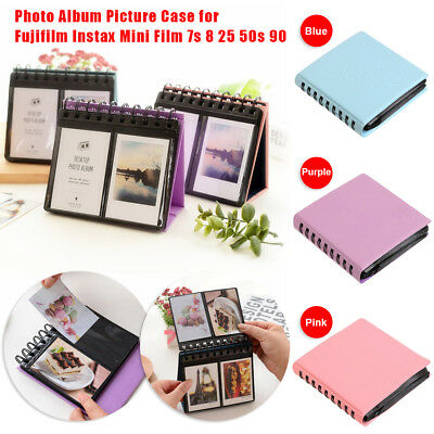 68 Pockets Album Photo Book Case For Fujifilm Instax Mini8 7s 25 50s 90 Polaroid