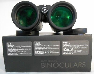Brand new Prophecy 10x42 binoculars HD roof prism price reduced