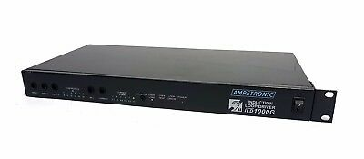 Ampetronic ILD1000G Audio Induction Loop Driver Amplifier for Upto 1300m sq