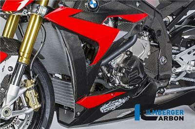 Ilmberger GLOSS Carbon Fibre Left Right Fairing Side Panels Pair BMW S1000R 2014