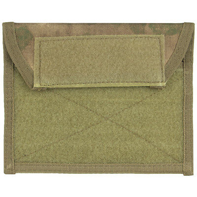 MFH Admin Pouch Map ID Gear MOLLE Tactical Modular Pocket PALS Army HDT Camo FG