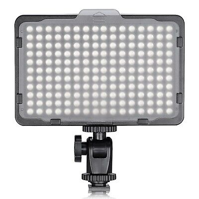 Neewer Photo Studio 176 LED Ultra Bright Dimmable on Camera Video Light with ...