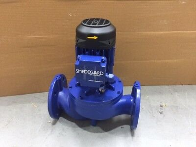 Smedegaard Omega 6-125-4T circulating pump cast iron