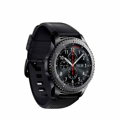 Samsung Gear S3 Frontier Bluetooth Smart Watch Black - Brand new - EU version