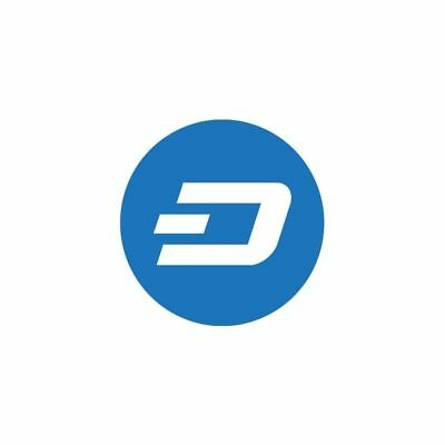 0.02 DASH COIN (DASH) - Cryptocurrency