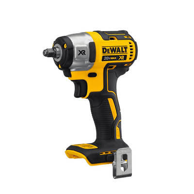 DEWALT DCF890B 20-V XR Li-Ion Cordless 3/8 in. Compact Impact Wrench (Tool Only)