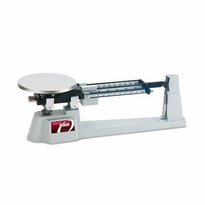 Ohaus Specialty Mechanical Triple Beam Balance with Stainless Steel Plate 610...