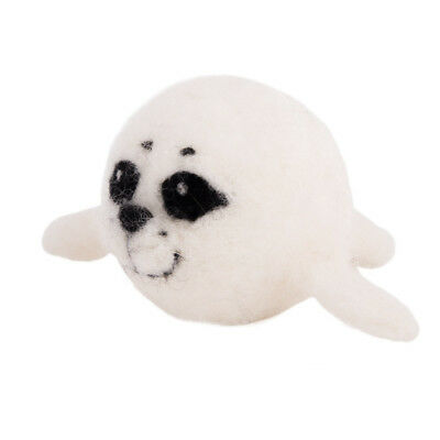 Kit for felting Little seal WT-0118