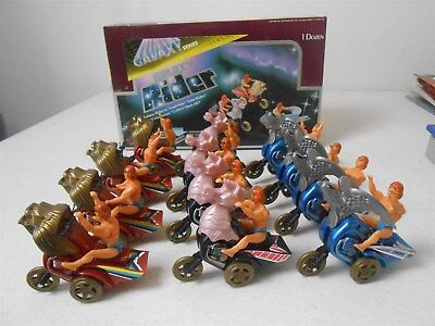 Vintage Masters of the Universe He Man Bootleg Galaxy Riders New In Box.