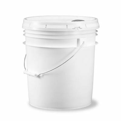 Food Grade 3.5 Gallon Bucket With Pour Spout Lid -1 Pack