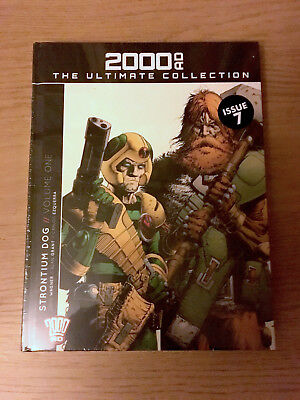 2000AD THE ULTIMATE COLLECTION  Strontium Dog Issue 7 (unwrapped)