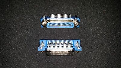36 pin Female Centronics PCB Right Angle Connector - Lot of 750