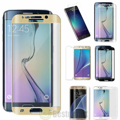 Tempered Glass Screen Protector For Samsung Galaxy S7 S6 S5 Edge S8 Plus Note 8