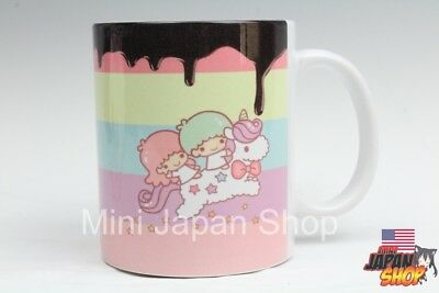 My little twin star valentines day 11 oz cup coffee mug set cute US Seller