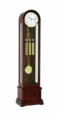 Grandfather clock walnut from Hermle HE 01087-030461 NEW