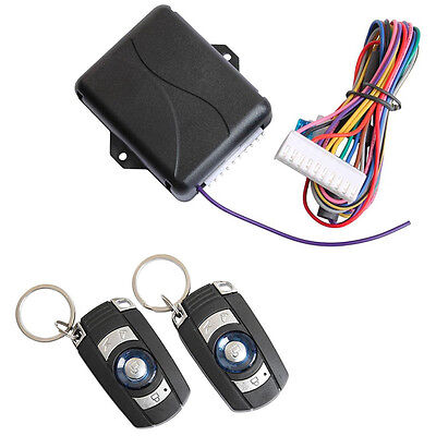 Kit Mando A Distancia Centralización Look Bmw Smart Forfour Fortwo Roadster