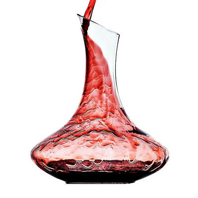 Wine Decanter Lead-free Crystal Glass Red Wine Carafe Wine Gift Wine Accessories