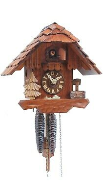 Cuckoo Clock Little black forest house RH 1110 NEW