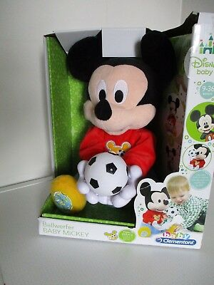 Disney Mickey Maus - BabyMickey - Ballwerfer
