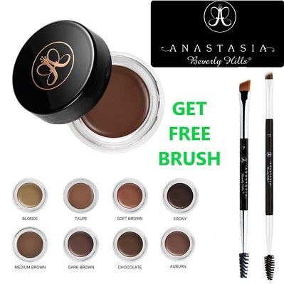 Anastasia Beverly Hills DIPBROW Pomade with free #12 Anastasia Duo Brow Brush
