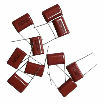 10 x 1.5uf 400V 5% DIP Capacitors In Metallized Polypropylene Film N9V2
