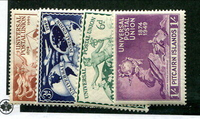 Mint Pitcairn Islands #13 - 16 (Lot #13969)