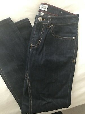 Armani Boys Age 9 Years New Jeans From Selfridges London Stunning RRP £125 ⭐️