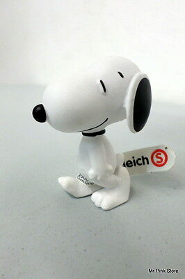 SNOOPY Che Cammina Walking Snoopy 5 Cm Schleich 22001 Figure Peanuts New Nuovo