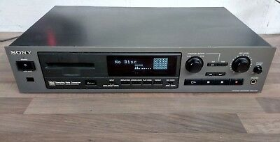 Sony MDS-E58 Mini Disc Recorder/Player Professional MD Recorder