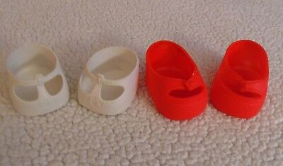 Cabbage Patch Doll Shoes Lot of 2