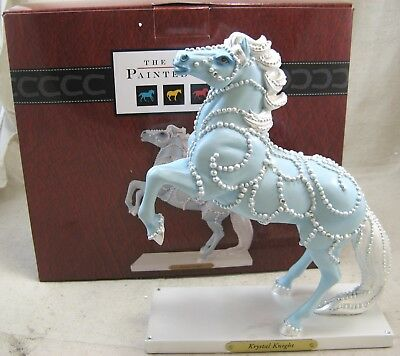 The Trail of Painted Ponies, Krystal Knight Figurine 1E/2325, 2014, NIB